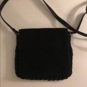 Urban Outfitters black mini satchel BARELY WORN!